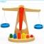 ของเล่นไม้ ชุดตาชั่งถ่วงน้ำหนัก เสริมพัฒนาการ thumbnail 9
