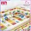 เตียงไม้โยกได้ FARIN สีเบจ thumbnail 6