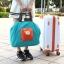 กระเป๋าช้อปปิ้งพับเก็บได้ ผ้าหนา สีสันสดใส ผลิตจากโพลีเอสเตอร์กันน้ำ คุ้มค่า (Street Shopper Bag) thumbnail 30