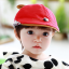 หมวกเด็ก หมวกเบเร่ต์-ลายแมว (มี 4 สี) thumbnail 2
