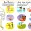 หนังสือบอร์ดบุ๊คเปิดสนุก Flap book Look inside your body by Usborne thumbnail 6