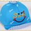 หมวกแก๊ป หมวกเด็กแบบมีปีกด้านหน้า ลาย Smile (มี 3 สี) thumbnail 4