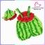 ชุดแตงโม แสนน่ารัก thumbnail 1