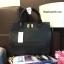 กระเป๋า CHARLES & KEITH TERN LOCK TOTE BAG 2016 สีดำ กระเป๋าถือหรือสะพายรุ่นใหม่ชนช็อปดีไซน์สวยวัสดุหนังเรียบตัดหนังคาเวียร์ดูหรู thumbnail 2