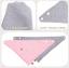 เซตหมวก+ผ้าซับน้ำลาย / ลาย Lovely Baby (มี 6 สี) thumbnail 21