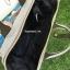 กระเป๋า Anello 2 Way Mini Boston Bag Light Grey สะพายข้างลำตัว thumbnail 8