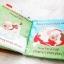 หนังสือนิทานผ้าภาษาอังกฤษ ชุดสัตว์น้อยแสนรัก JJOVCE thumbnail 6