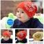 หมวกเด็กอ่อนเกาหลี ลายจักรยานติดปีก สำหรับเด็กวัย 3 - 24 เดือน thumbnail 3