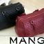 กระเป๋าถือ/สะพาย ทรงหมอน จากแบรนด์ MANGO รุ่น Quilted Bowling Handbag ทรงฮิต แท้พร้อมส่งที่ไทย ใช้ได้ทุกโอกาส รุ่นนี้ เพิ่มดีเทล ด้วยการประดับหมุด เม็ดเล็กๆ สามารถใส่ของจุกจิกได้เยอะ ถือไปไหนก็งาม มาพร้อมอะไหล่ทอง สายสะพายสามารถถอดเก็บได้ แนะนำ มีเก thumbnail 5