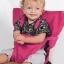 เก้าอี้ทานข้าวพกพาสำหรับเด็ก Sack'n Seat / MOTHERHUG thumbnail 4