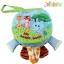 หนังสือผ้า 3 มิติ สัตว์โลกน่ารัก Jollybaby Farm&Jungle Animal 3D Book thumbnail 12