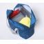 DINIWELL กระเป๋าเดินทางพับเก็บได้ อเนกประสงค์ เพื่อการเดินทาง ท่องเที่ยว ปรับสายสะพายได้ เสียบที่จับของกระเป๋าเดินทางได้ น้ำหนักเบา มีซิปรูดตอนพับเก็บ thumbnail 5