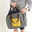 กระเป๋าช้อปปิ้งพับเก็บได้ ผ้าหนา สีสันสดใส ผลิตจากโพลีเอสเตอร์กันน้ำ คุ้มค่า (Street Shopper Bag) thumbnail 27