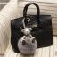 กระเป๋าทรงยอดฮิต สไตล์Birkin Crocodile Striped bag with accessories Available thumbnail 2