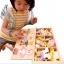 ของเล่นไม้ ชุดแต่งตัวตุ๊กตา ครอบครัวหมี thumbnail 1