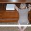 เส้นยางกันกระแทกเด็ก กันขอบมุม รูปตัว L แบบหนานุ่ม ยาว 2 เมตร แถมเทปกาวสองหน้าฟรี thumbnail 4