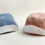 HT152••หมวกเด็ก•• / หมวกแก็ปแมวเหมียว (สีกะปิ) thumbnail 7