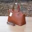 กระเป๋า MANGO SAFFIANO-EFFECT TOTE BAG สีน้ำตาล ราคา 1,090 บาท Free Ems thumbnail 2