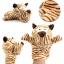 ตุ๊กตาหุ่นมือเสือ หัวใหญ่ ขนนุ่มนิ่ม สวมขยับปากได้ thumbnail 2
