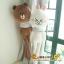ตุ๊กตาไลน์แขนขายาว Brown & Cony thumbnail 2