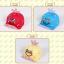หมวกแก๊ป หมวกเด็กแบบมีปีกด้านหน้า ลาย Smile (มี 3 สี) thumbnail 2