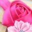 ผ้าคาดผมเด็กเจ้าหญิงน้อยยุโรป กลุ่มดอกไม้ผ้าเกสรเพชร น่ารักระดับพรีเมี่ยม thumbnail 9