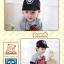 หมวกแก๊ป หมวกเด็กแบบมีปีกด้านหน้า ลาย PAW (มี 5 สี) thumbnail 5