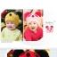 หมวกไหมพรมหมีแพนด้า สำหรับเด็ก 5 เดือน- 4 ปี thumbnail 3