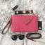 กระเป๋าสะพาย ปรับเป็นคลัชได้ สีช็อกกิ้งพิงค์ รุ่น KEEP Doratry shoulder &clutch bag thumbnail 3