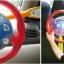 พวงมาลัยหัดขับรถของเล่น แบบจุ๊บติดกระจกรถ ELECTRONIC BACKSEAT DRIVER thumbnail 7