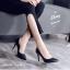 รองเท้าคัชชูส้นเตี้ย ไซส์ใหญ่ Sky High ไซส์ 40 44 EU จากแบรนด์ Chowy รุ่น CH0134 thumbnail 7