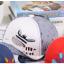 หมวกแก๊ป หมวกเด็กแบบมีปีกด้านหน้า ลายม้าลาย (มี 5 สี) thumbnail 5