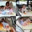 ที่นอนในรถยนต์ เปลี่ยนเบาะหลังรถให้เป็นเตียงนอน Car Air Bed thumbnail 1