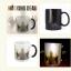 แก้วเปลี่ยนสีตามอุณหภูมิ Walking Dead Walking dead mug thumbnail 1