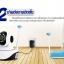 กล้องวงจรปิด IP Carmera 720P Wireless Plug and Play (White) thumbnail 6