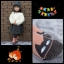 SK098••ถุงเท้าเด็ก•• แมวเหมียว (ข้อสั้น-เลยตาตุ่ม) thumbnail 1