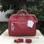 กระเป๋าเป้ ANELLO 2 WAY PU LEATHER BOSTON BAG (Regular)-----Red Wine thumbnail 2