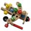 ของเล่นไม้ ชุดประกอบเครื่องบิน รถ และอื่นๆ เสริมสร้างพัฒนาการ กล่องเล็ก thumbnail 2