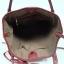 กระเป๋า Amory Leather Everyday Tote Bag สีแดง กระเป๋าหนังแท้ทั้งใบ 100% thumbnail 8