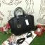 กระเป๋า CHARLES & KEITH LARGE CITY BAG 2016 (SIZE L) สีดำ ราคา 1,590 บาท ฟรี ems thumbnail 1