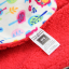 BK049••ผ้าห่มเด็ก•• / ตุ๊กตาหิมะ-เทา (ลายปัก) thumbnail 10