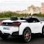 รถแบตเตอรี่เด็ก BMW I8 สีขาว 2 มอเตอร์เปิดประตูได้ มีรีโมท หรือบังคับเองได้ thumbnail 6