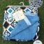 ผ้าห่มเด็ก ผ้าห่มขนแกะ ผ้ากำมะหยี่ปะการัง / ลายที่ 43 thumbnail 1