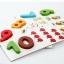 ของเล่นชุดสอนนับเลขไม้สวนสัตว์ Arithmetic Digital Card thumbnail 8