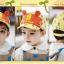 HT364••หมวกเด็ก•• / หมวกแก็ป Bubble (ปีกสีเหลือง) thumbnail 5