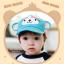 หมวกแก๊ป หมวกเด็กแบบมีปีกด้านหน้า ลายลิงน้อย (มี 3 สี) thumbnail 8