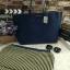กระเป๋าทรงเรียบเก๋จาก MANGO รุ่น FAUX-LEATHER SHOPPER BAG ด้านหน้ามีโลโก้สีเงิน thumbnail 8