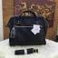 กระเป๋าเป้ ANELLO 2 WAY PU LEATHER BOSTON BAG (Regular)-----Pure Black thumbnail 3