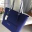 กระเป๋า GUESS Saffiano Prada Style with KeyChain สีน้ำเงิน ราคา 1,690 บาท Free Ems thumbnail 2