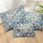 ชุดจัดกระเป๋าเดินทาง 6 ใบ จัดระเบียบเสื้อผ้าในบ้าน กันน้ำ ใส่เสื้อผ้า ชุดชั้นใน เครื่องสำอาง มี 5 สีให้เลือก thumbnail 14